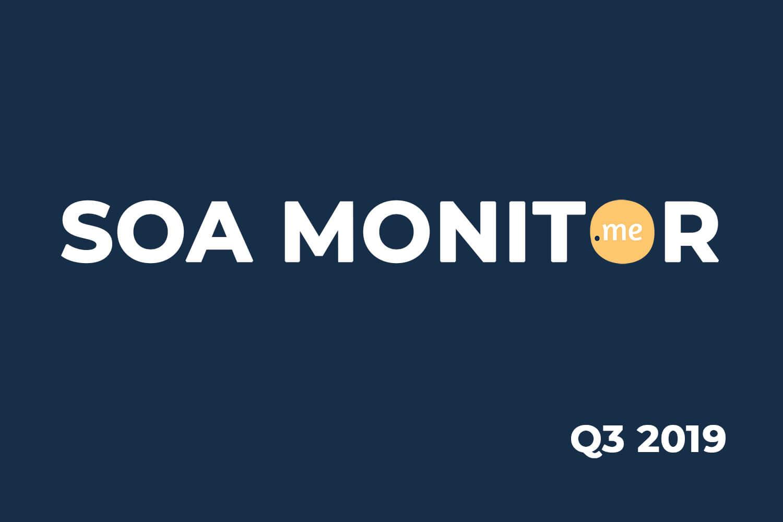 SOA Monitor Q3 2019