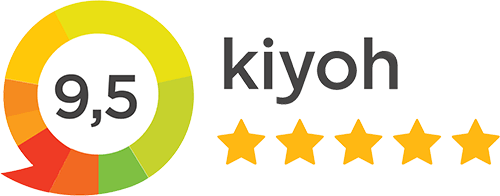 Klantbeoordelingen Kiyoh